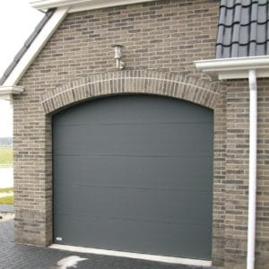 Garagedeur Design-Line, architectonisch statement